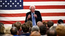 Bernie Sanders's Antiwar Message Highlights Ascendant Young Left