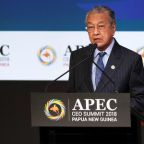 U.S.-China discord dominates APEC summit in Papua New Guinea