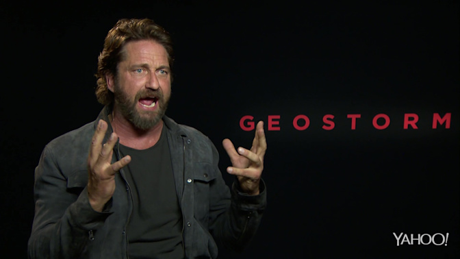 Gerard Butler: Gods of Egypt 'whitewash' backlash was 'too much'