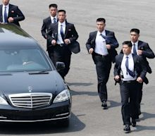 How Kim Jong Un Got Mercedes-Benz Pullman Limos Home to North Korea