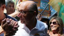 Alckmin diz que revogará decreto que exige autorização presidencial para entrada de banco estrangeiro no país