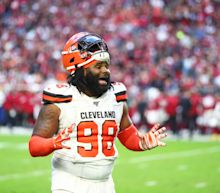 Reaction to the Browns releasing DT Sheldon Richardson