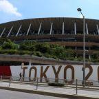 Olympics-Japan to decide soon on domestic spectators