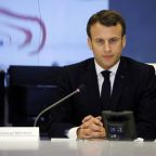 French President Macron considers banning protests on Champs Elysees: official