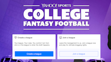 Welcome to Yahoo Sports College Fantasy Football: Now including conference-based league option