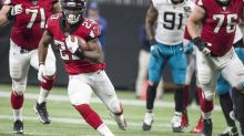 Falcons' No. 2 running back spot is up for grabs