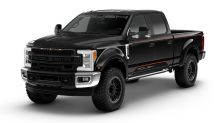 Roush unveils gnarly Ford Super Duty F-250