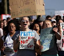 Texas District Says Students Protesting Gun Violence Will Get Suspended