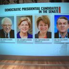 Four senators balance impeachment with 2020 bids as Iowa caucus nears