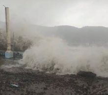 Surigae: Strong April typhoon lashes the Philippines
