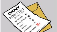 Making the Grade: DKNY Gets a 'B+' For Spring 2016