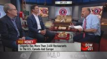 Chipotle CEO and CFO: 'We're back on our front foot' afte...