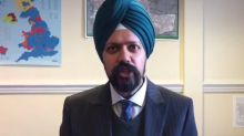 Sikh MP Tan Dhesi 'Disgusted And Embarrassed' After Guest Has Turban Ripped Off Outside Parliament