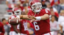 Today in sports history: Oklahoma's Baker Mayfield sets school record with 572 total yards