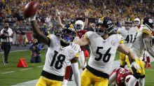 Johnson y los Steelers vencen 23-17 a Cardinals