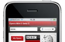 Opera Mini for iPhone submitted to Apple for approval (video)