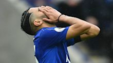 Roma's offer for Mahrez 'politely rejected' by Leicester