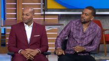 'Rent' stars Brandon Victor Dixon and Mario talk about their love of performing