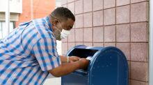 How a 'blue shift' in U.S. mail ballots might set off Election Week chaos