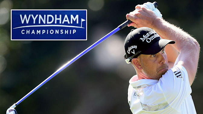 Live leaderboard: Round 2 of Wyndham