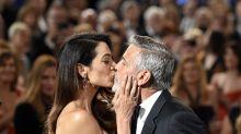 Así fue el emotivo discurso de Amal que hizo llorar a George Clooney