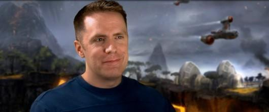 Epic in scope: SWTOR's James Ohlen explains plans for the future