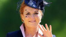 Sarah Ferguson unveils her new 'alter ego'