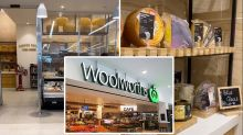 Shoppers stunned by secret Woolies room