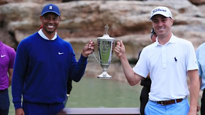 Tiger and Thomas pairing delivers again