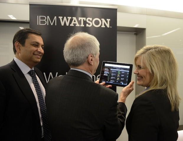 Memorial Sloan-Kettering puts Watson to use to aid cancer treatment decisions