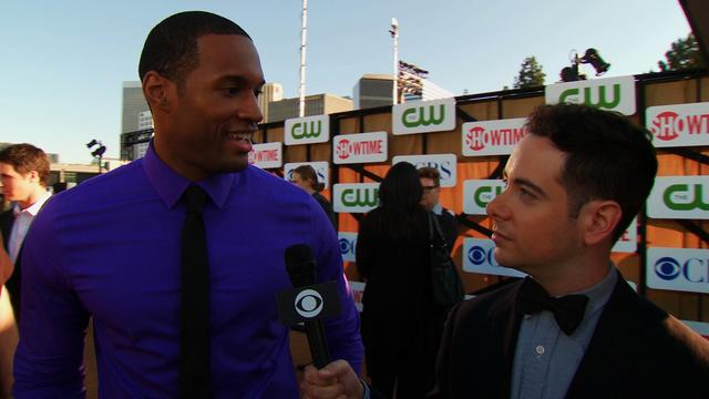 Red Carpet: Interview with B&B star, Lawrence St. Victor