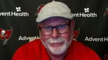 """Bruce Arians plans to """"be careful,"""" but isn't opting out"""