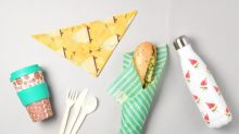 Plastic-free food: How to make a packed lunch without using plastic