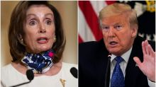Nancy Pelosi Surprised Trump Is 'So Sensitive' About 'Morbidly Obese' Crack