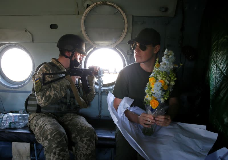 Ukraine expects to swap 100 prisoners with Russian-backed separatists within weeks