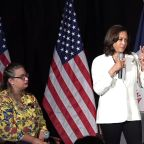 Presidential hopeful Sen. Kamala Harris headed to Durham