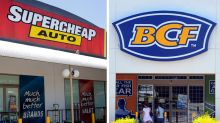 Super Retail sales rise but margin dips