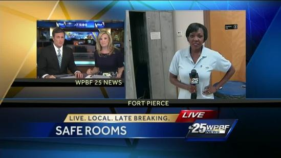 Safe room can protect families during hurricanes, tornadoes