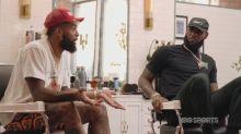 Odell Beckham Jr. and LeBron James discuss double standard for black athletes