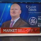 General Electric shares hit lowest level since March 2009