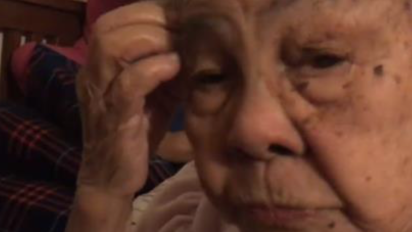 Watch this adorable grandmother trying to get Amazon's Alexa to scratch her back