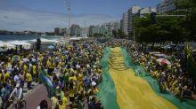 Atos pró-Bolsonaro levam apoiadores a diversas cidades do país