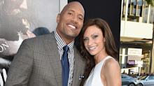 Dwayne Johnson Steps Out with Girlfriend at 'Hercules' Premiere