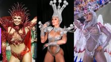 As musas das Escolas de Samba arrasaram no Carnaval 2020!