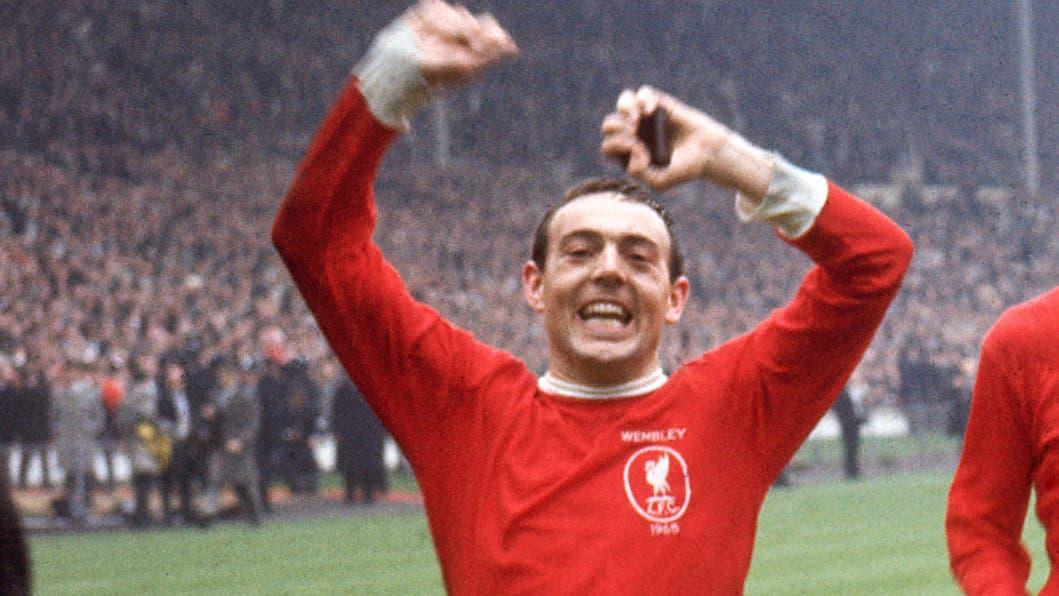 Liverpool and Scotland great Ian St John dies aged 82 following illness