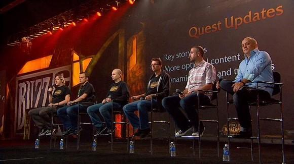 BlizzCon 2013: Updates on the level 90-100 questing experience