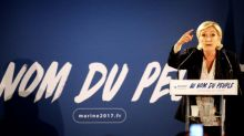 What happened today in France's presidential race