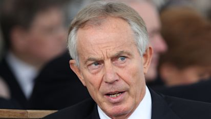 Tony Blair Calls Brexit 'Tory Psychodrama' That Leaves No Time For Other Issues