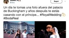 Los mejores memes de la boda real
