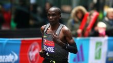 Eliud Kipchoge's attempt to break the two-hour marathon barrier captivated Twitter